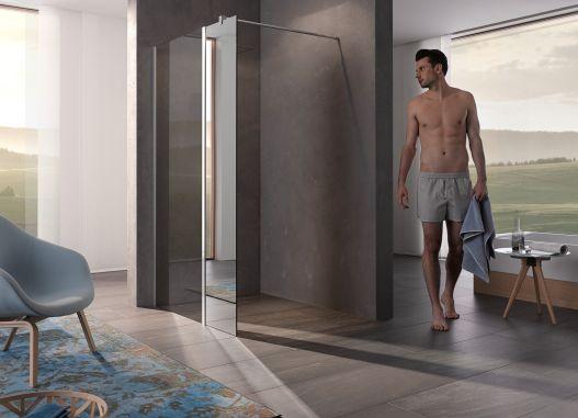 Die neue Lust am Duschen