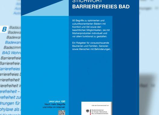 Glossar Stichwort Barrierefreies Bad aktualisiert und erweitert