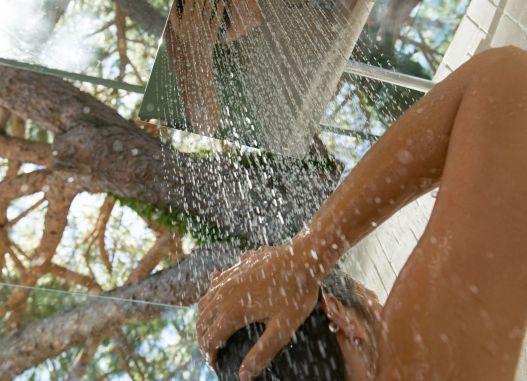 Gesundheit und Genuss im Bad