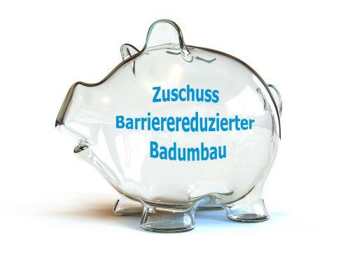Barrierereduzierter Badumbau - Förderung braucht Fortsetzung