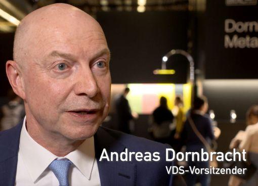Andreas Dornbracht: Baden bleibt analog