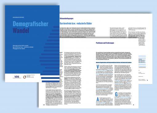 Neues Grundsatzpapier Demografischer Wandel